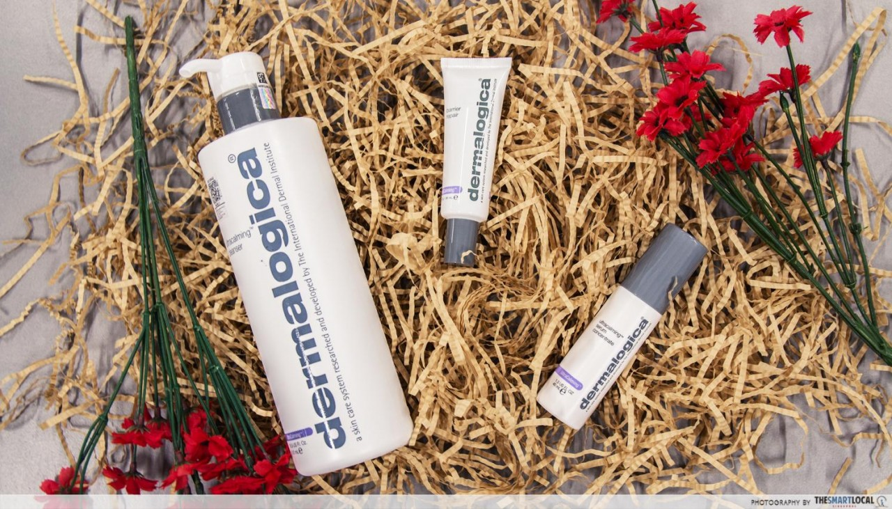 Dermalogica sensitive range