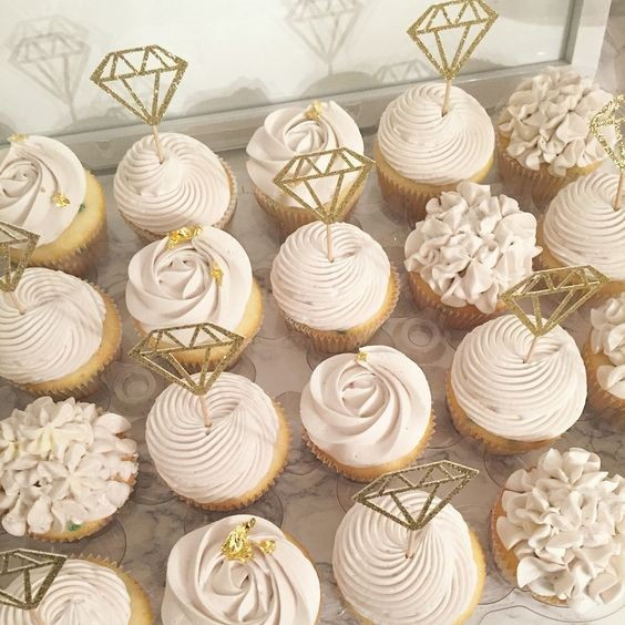 Wedding Cupcakes Ideas: 12 Dessert Table Decorations Under $14 On Ezbuy That Party