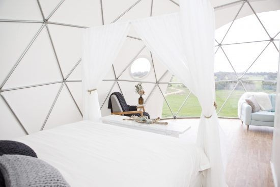 High end camping and stargazing at Mile End Glamping unique things to do in perth hidden places in australia