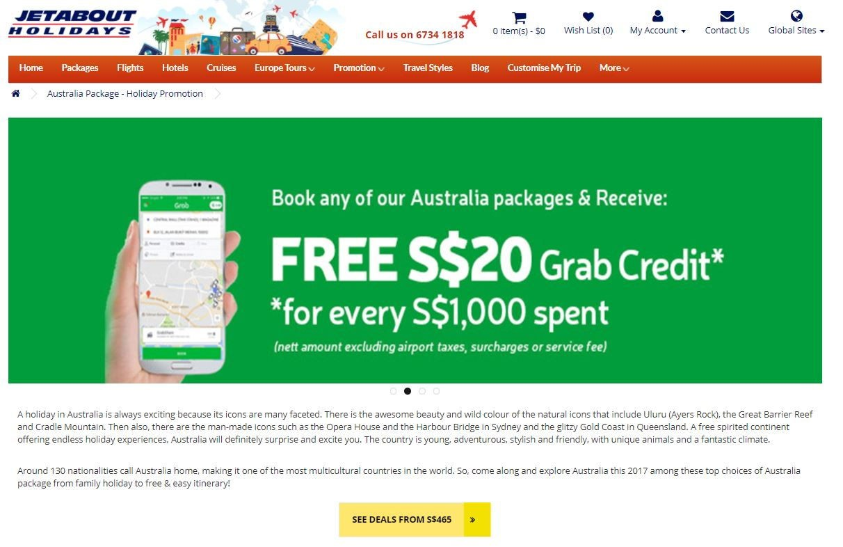Unique things to do in Australian major cities hidden places in australia jetabout cheap holiday tour packages with grab credits