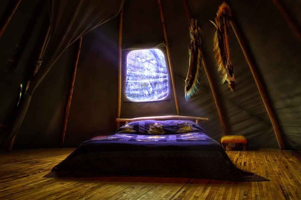 Love Cabin Sydney glamping Unique things to do in sydney new places in australia