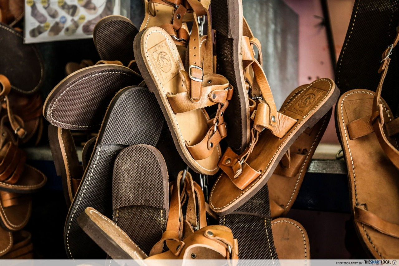 melissinos handmade leather sandals