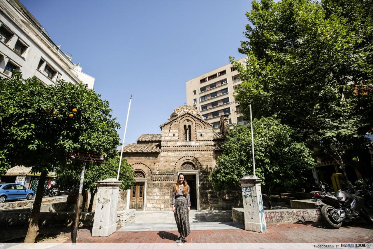 church of agioi theodoroi