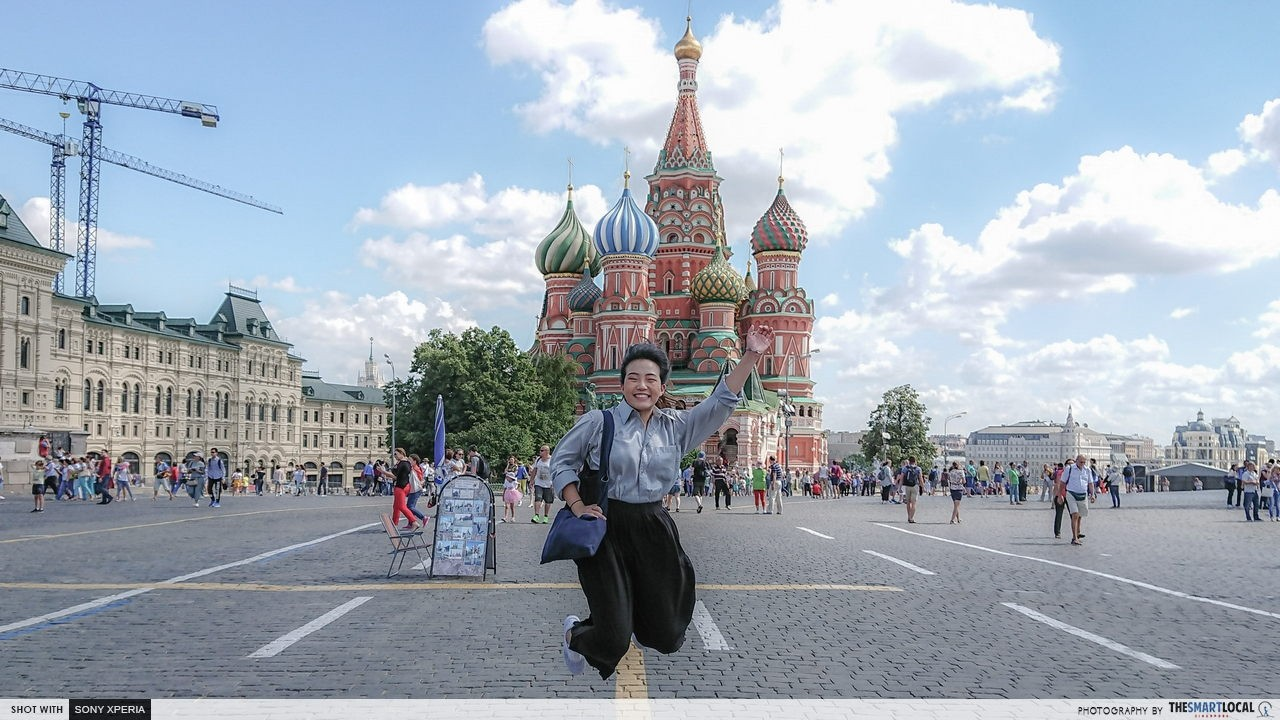 Cheap and fun things to do in Moscow for Singaporeans