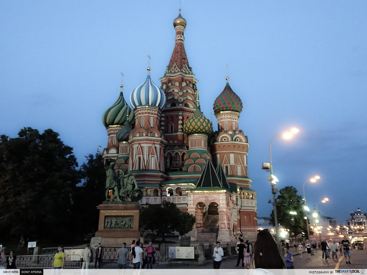 St. Basil's Cathedral The Red Square cheap and fun things to do in Moscow