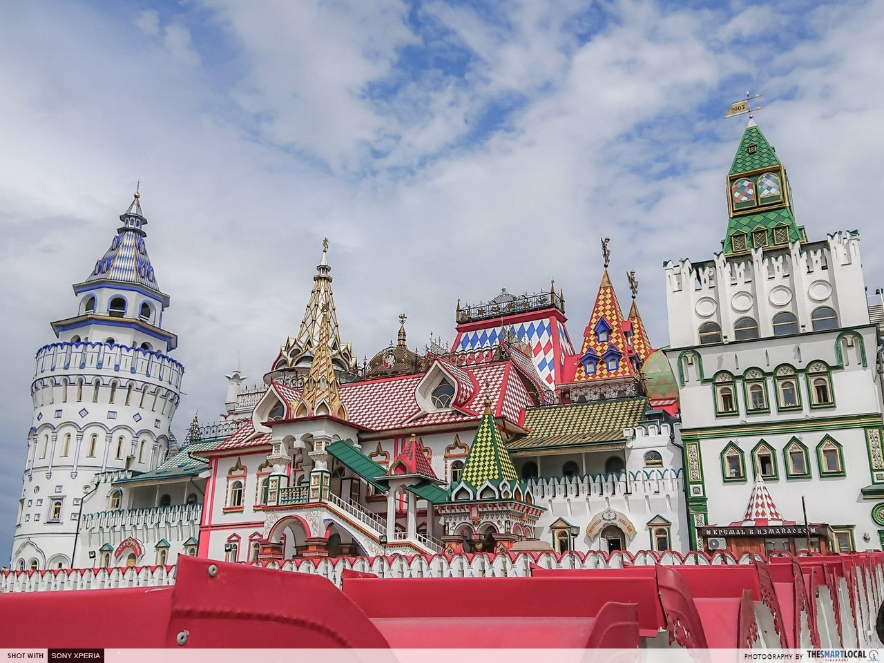 Day trip from Moscow to Izmailovo Kremlin Cheap and fun things to do in Moscow