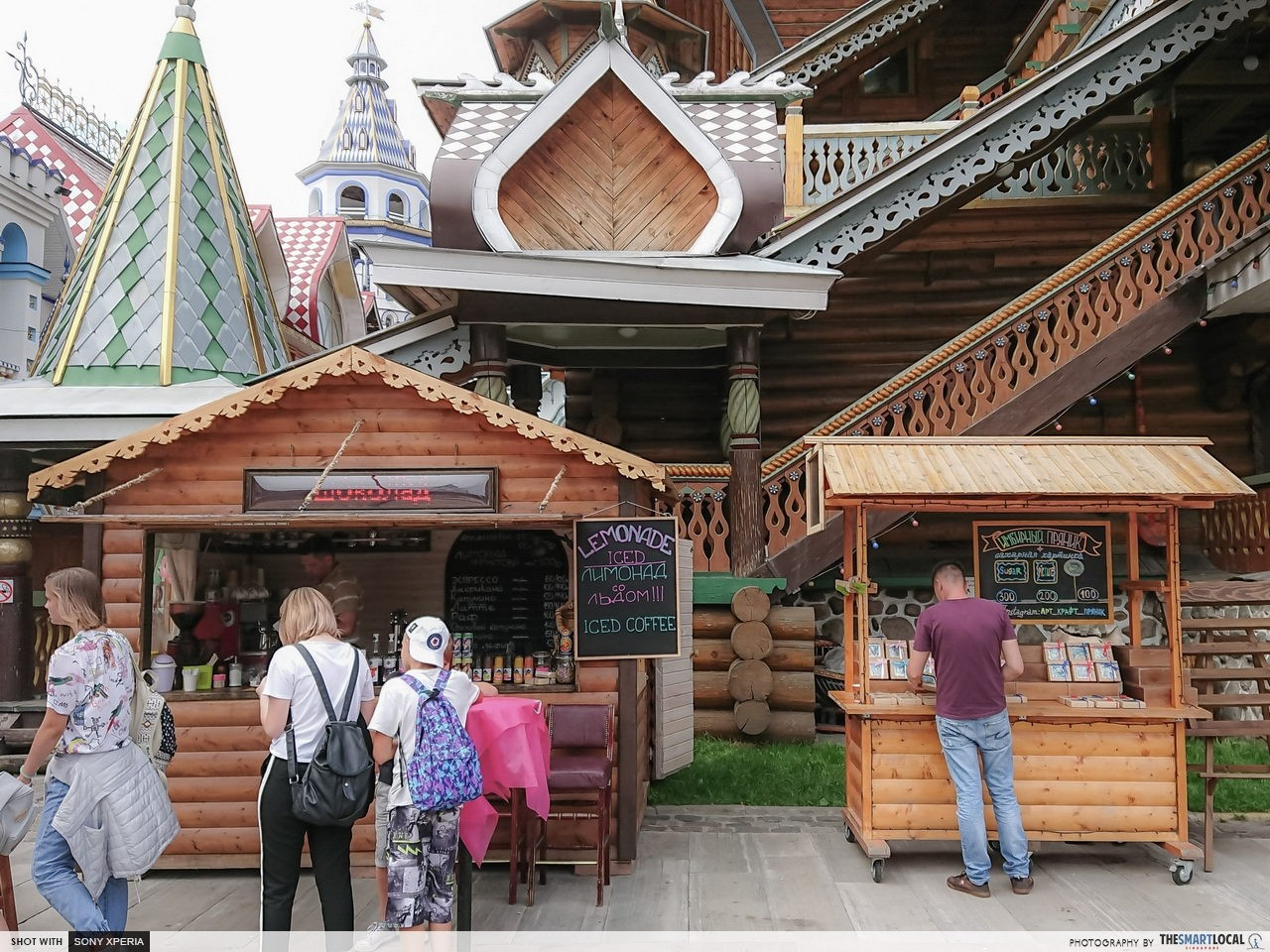 Day trip from Moscow to Izmailovo Kremlin hidden things to do in Moscow