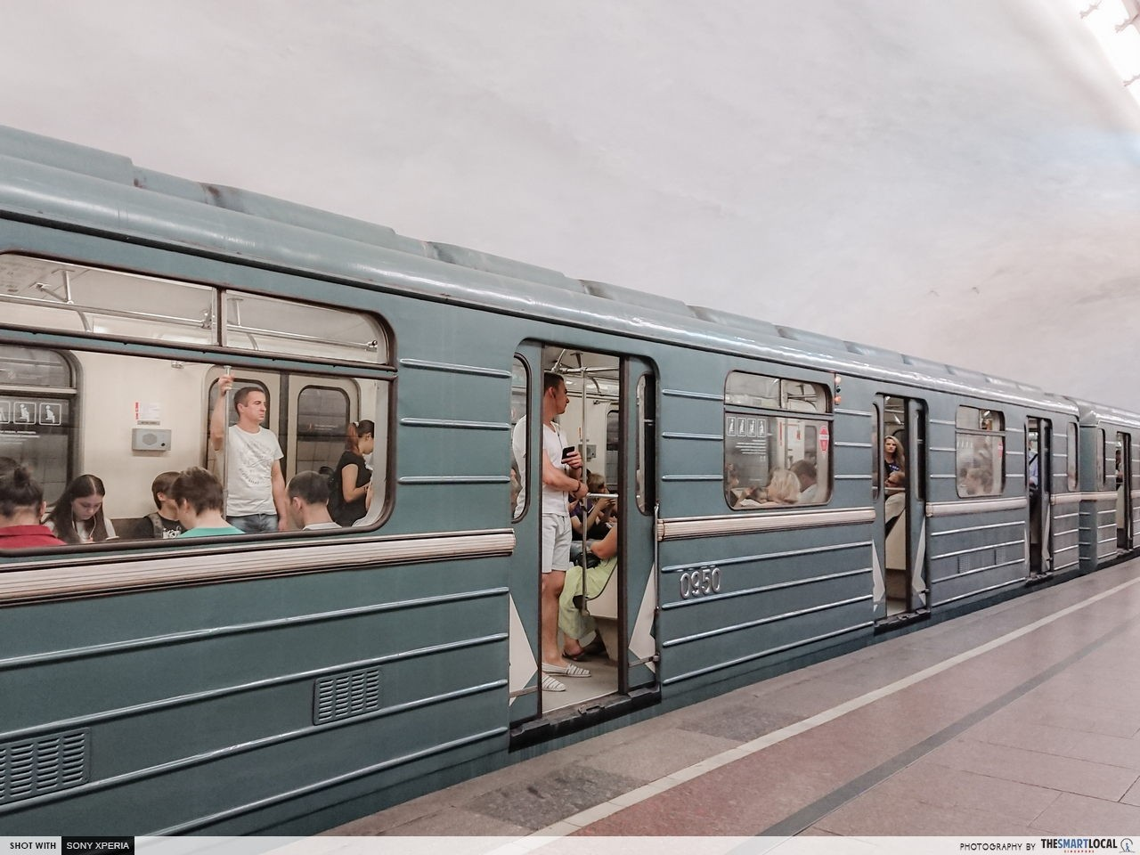 Cultural heritage sites in Moscow metro stations cheap and fun things to do in Moscow