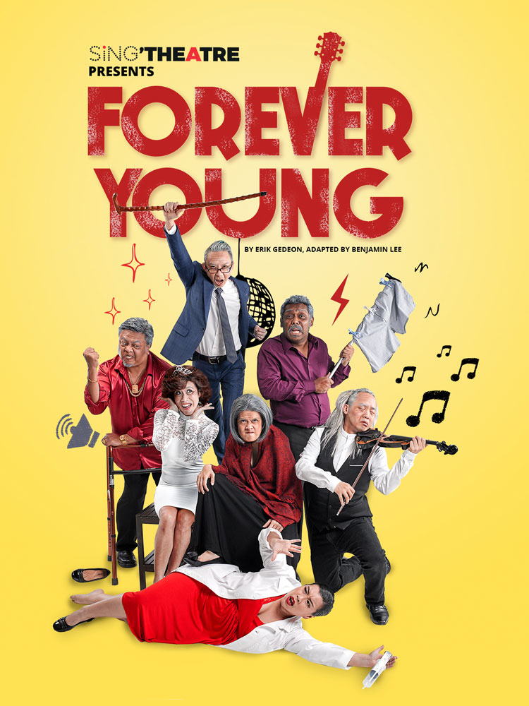 Things to do October 2017 - Forever Young