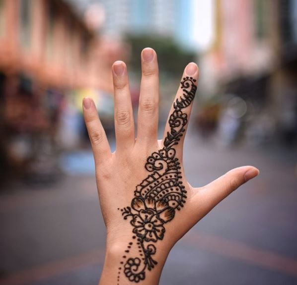 Things to do October 2017 - Henna