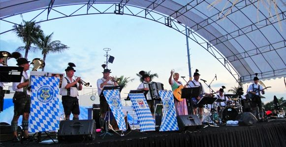 oktoberfest at siloso beach