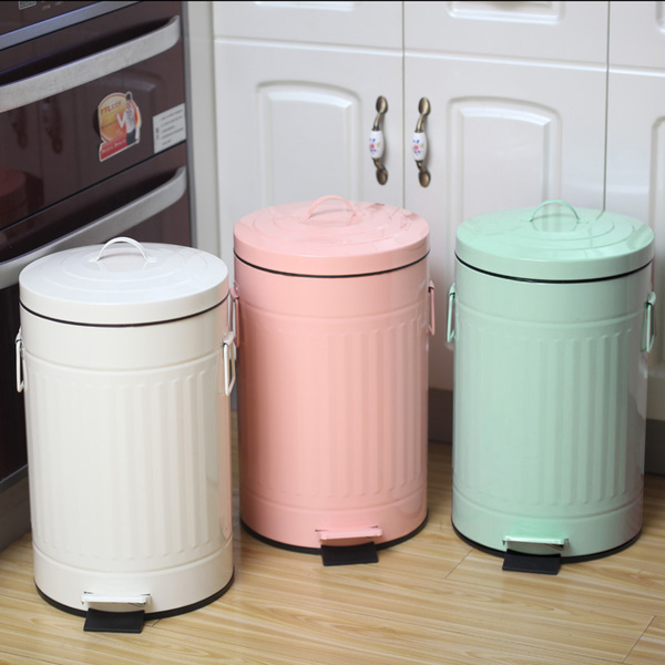 taobao pastel rubbish bins