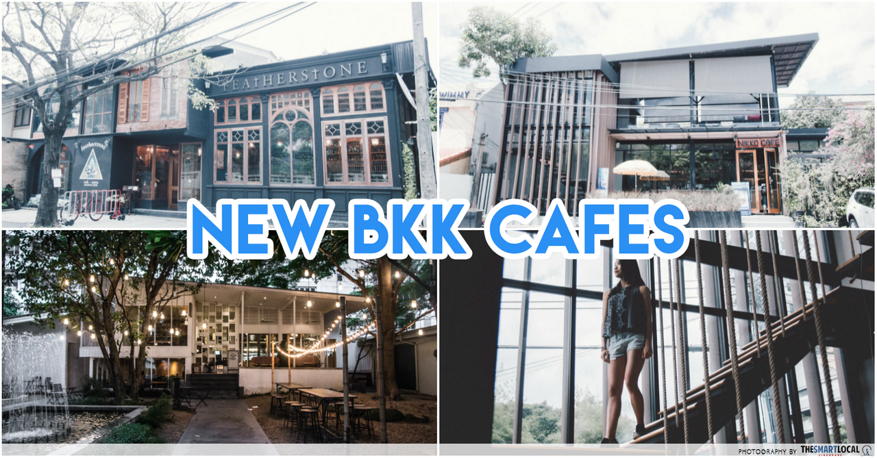 "Ekkamai - 5 Quaint Cafes In Bangkok's Own ""Keong Saik"" To Hide From The Tourist Crowds In"