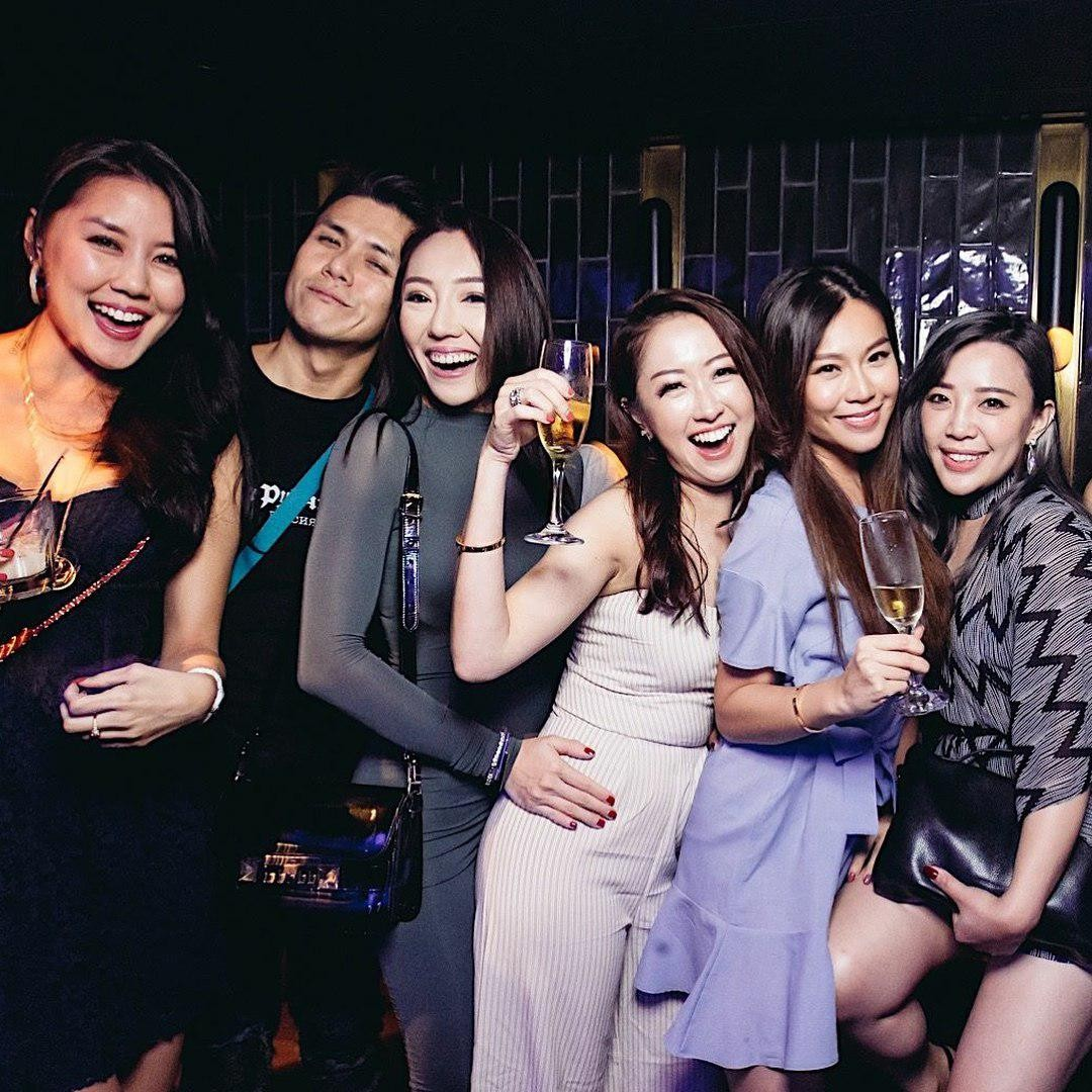 Themed Clubbing Nights - Suits Capital
