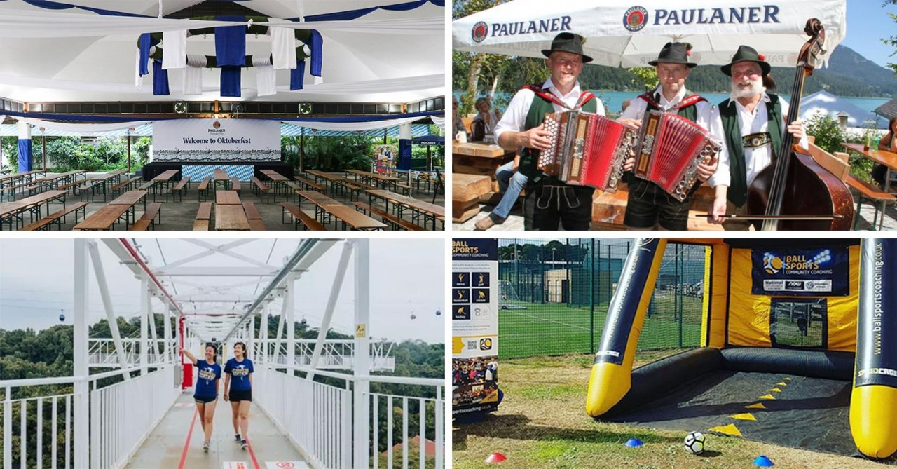 AJ Hackett Is Hosting A Oktoberfest Party On 5-8 October With NO Entrance Or Cover Fees