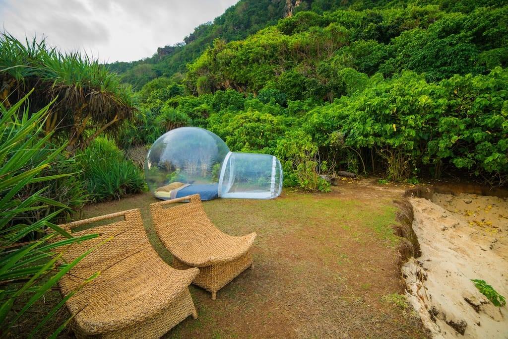 Bali Eco-Resorts - Bubble Hotel