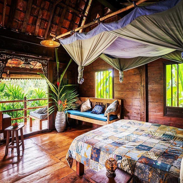 Bali Eco-Resorts - Bali Eco Stay Bed