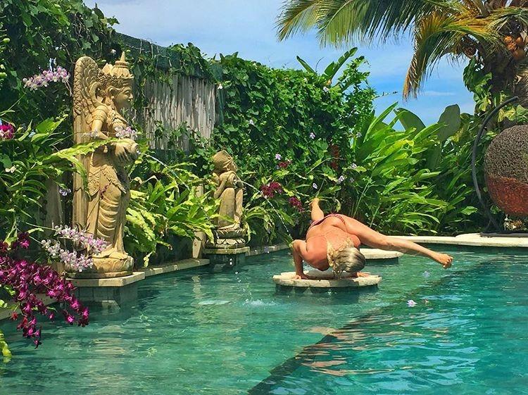 Bali Eco-Resorts - Floating Leaf Yoga