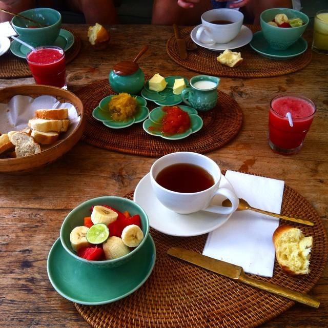 Bali Eco-Resorts - Mu Bali Food