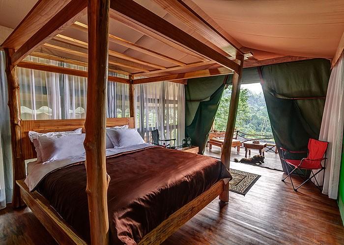 Bali Eco-Resorts - Sang Giri Red Bed