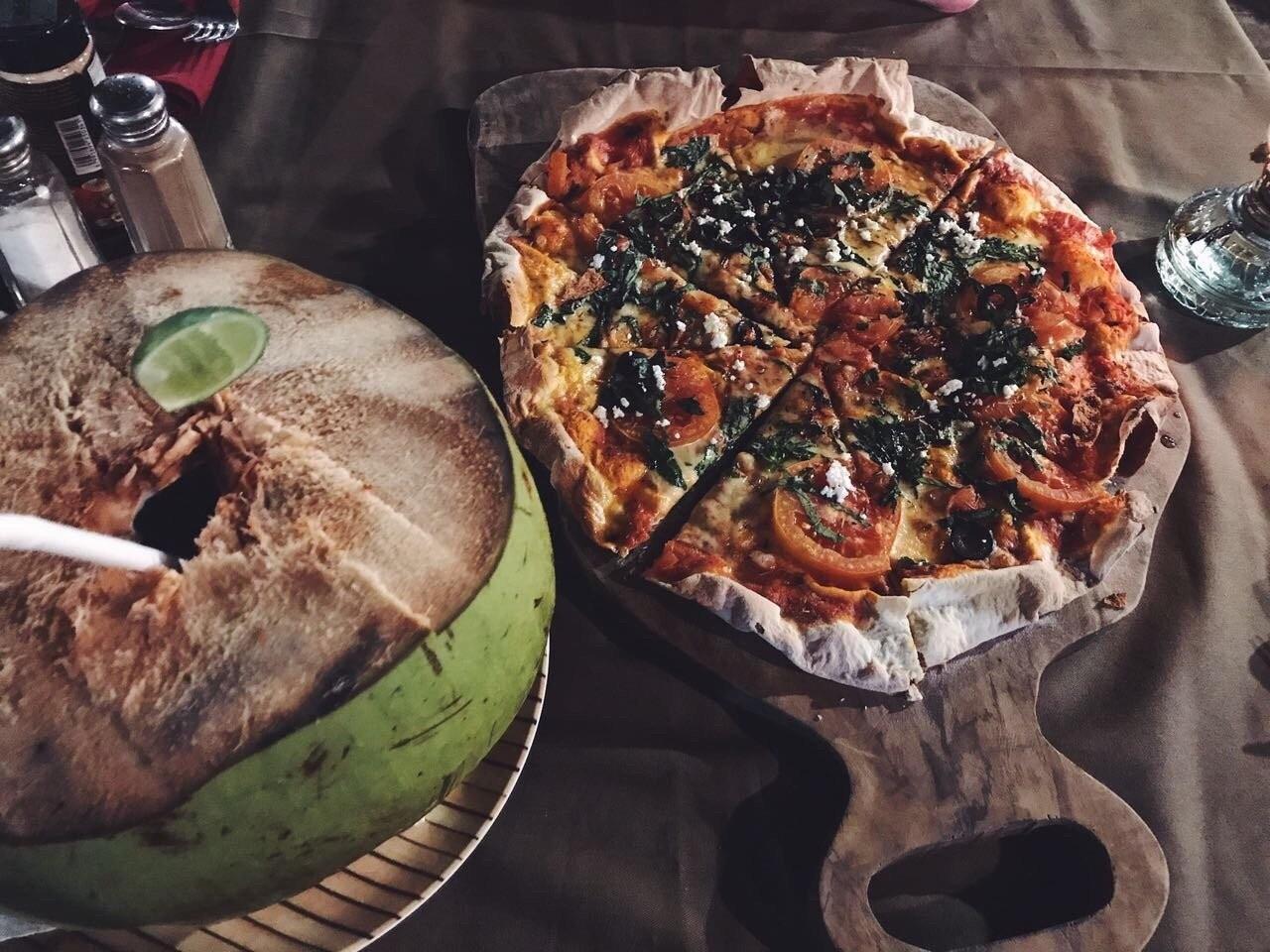 Bali Eco-Resorts - Alchemist Pizza