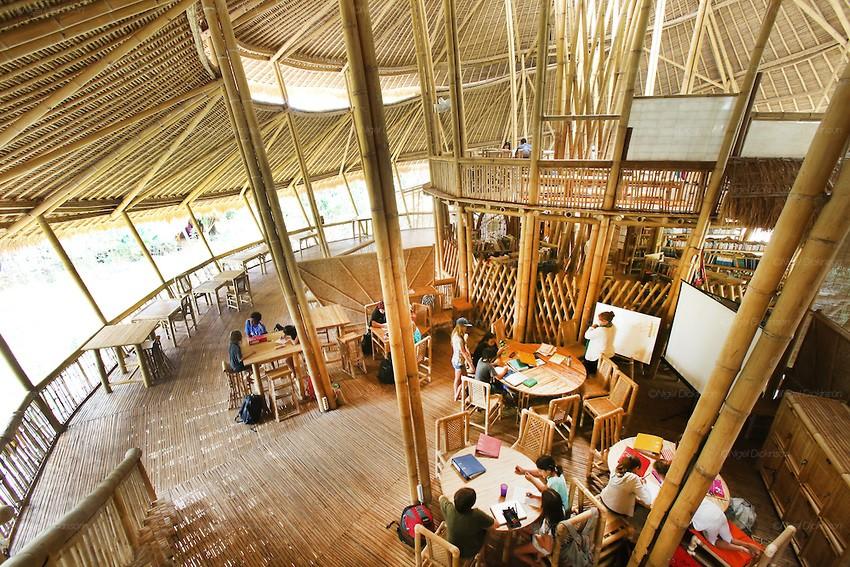 Bali Eco-Resorts - Bambu Indah Hut
