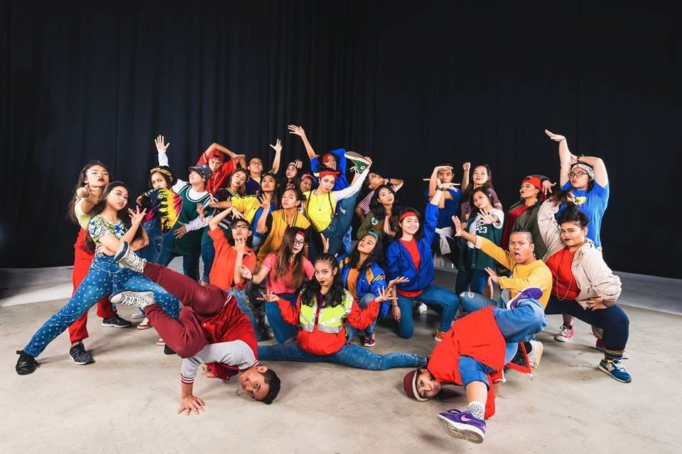 ITE College Central Urban Dance Club'