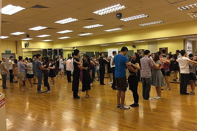Latin DanceSport Showcase & Workshops
