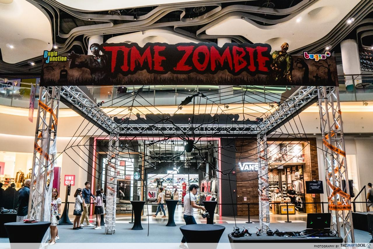 bugis zombie VR competition