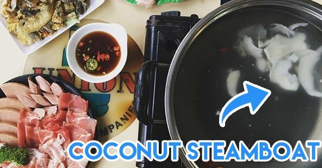 cover image coconut steamboat
