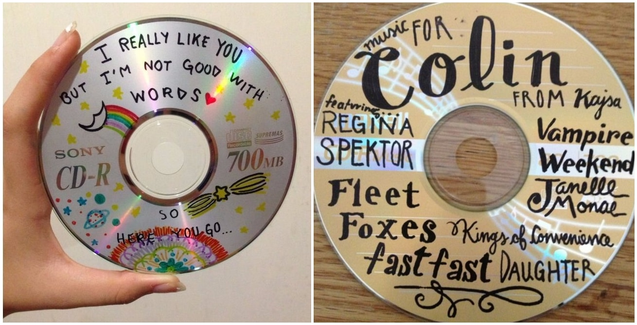 personalised cd covers