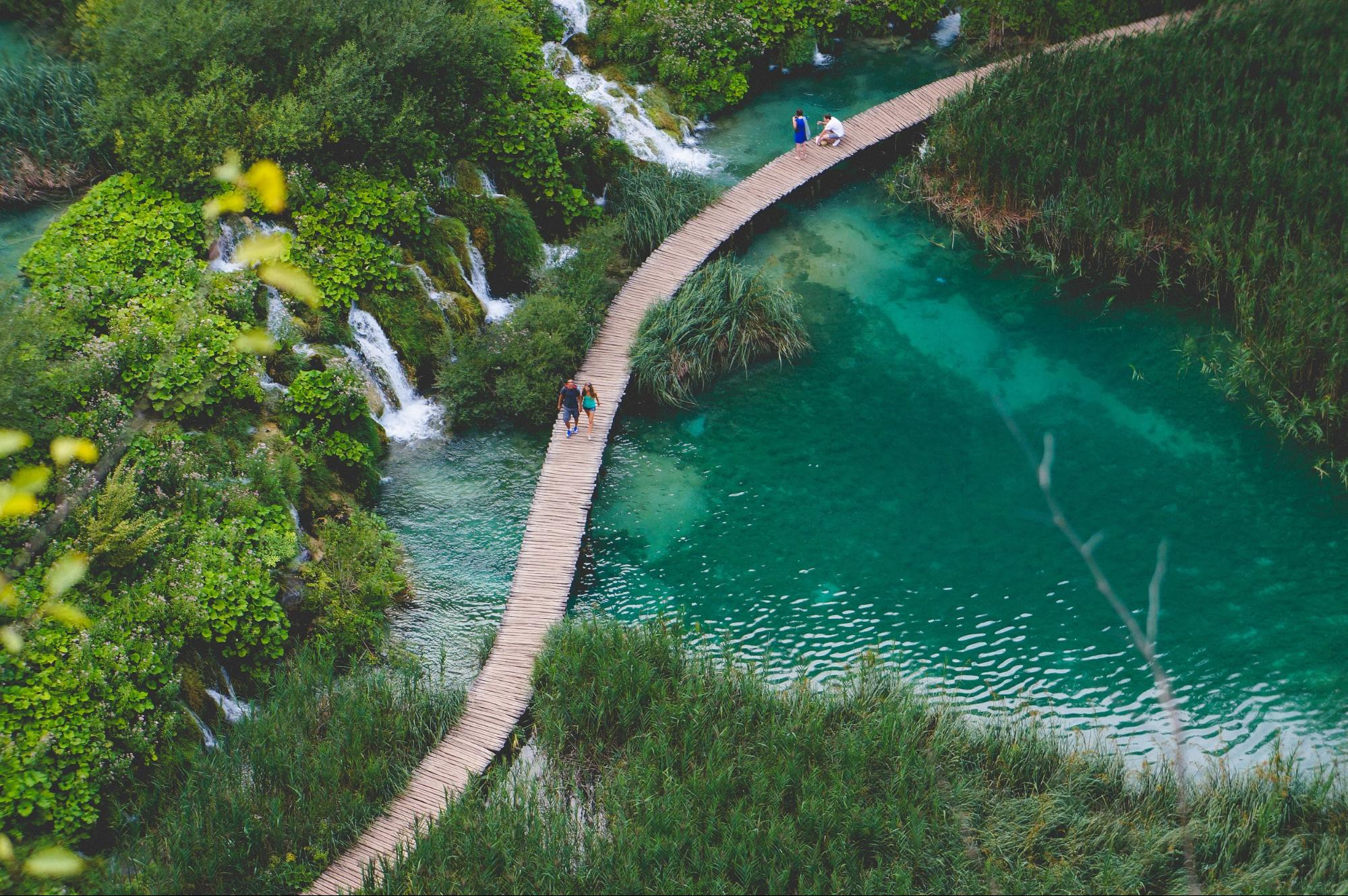 Roadtripping in Croatia (9) - Plitvice Lakes