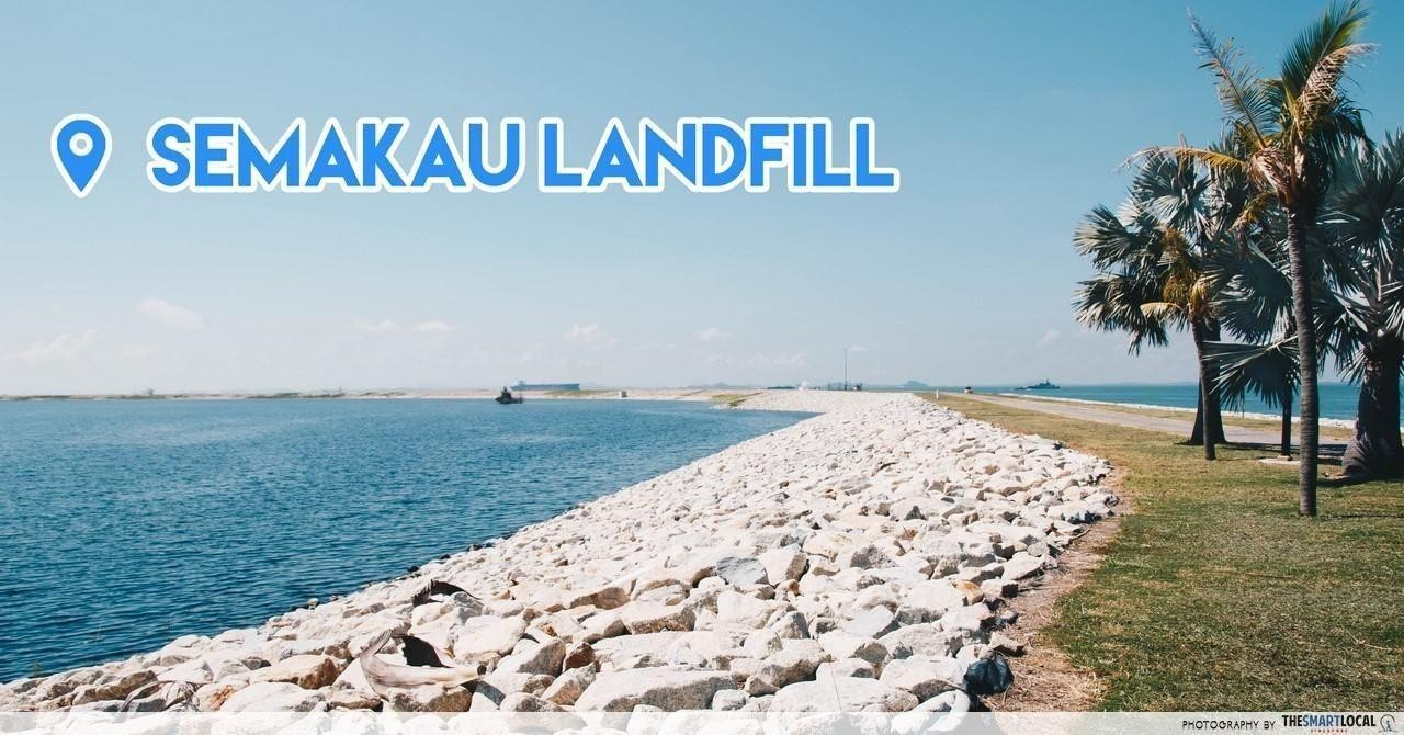 5 Things You Didn't Know About Singapore's Only Landfill & Pulau Semakau