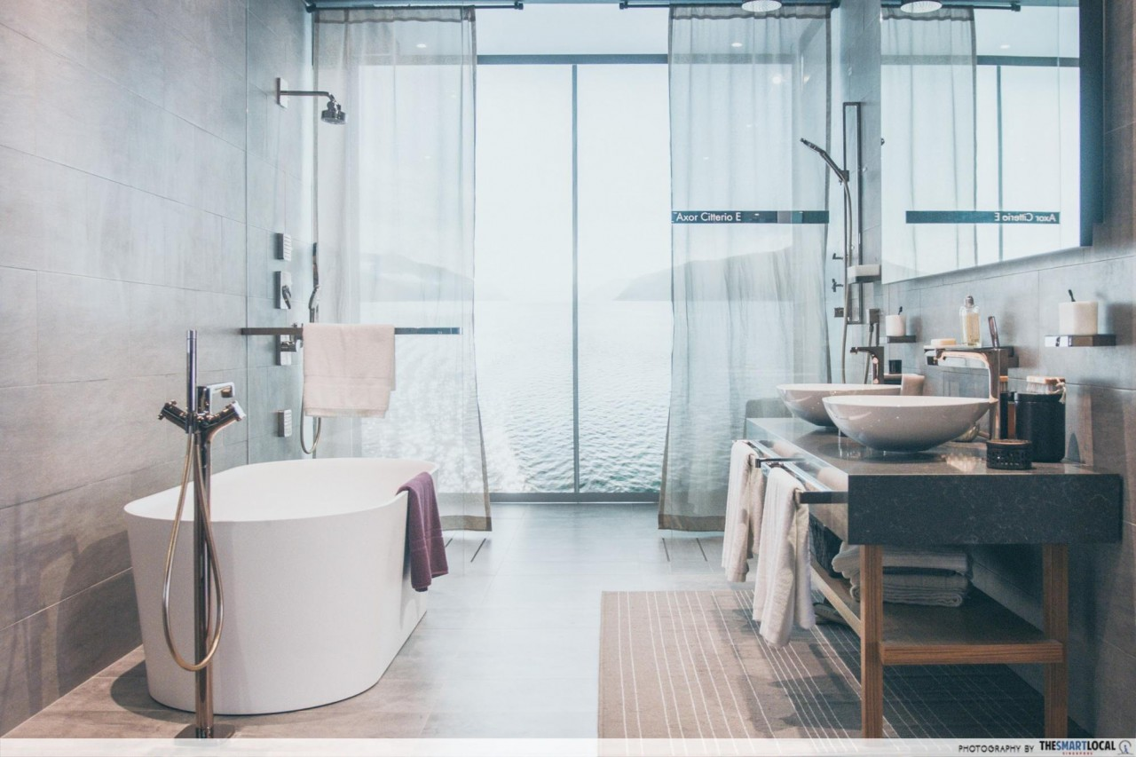 5 luxurious bathroom fixtures for a designer bathroom in for Bathroom designs singapore