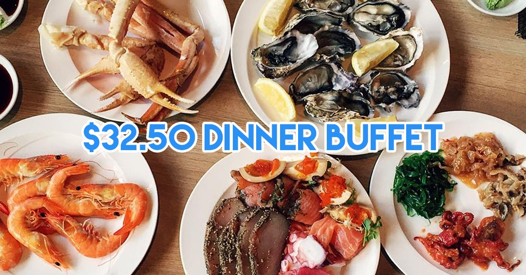 10 Popular Restaurants With Hidden 50% Discounts After 8pm For When You're Done OT-Ing