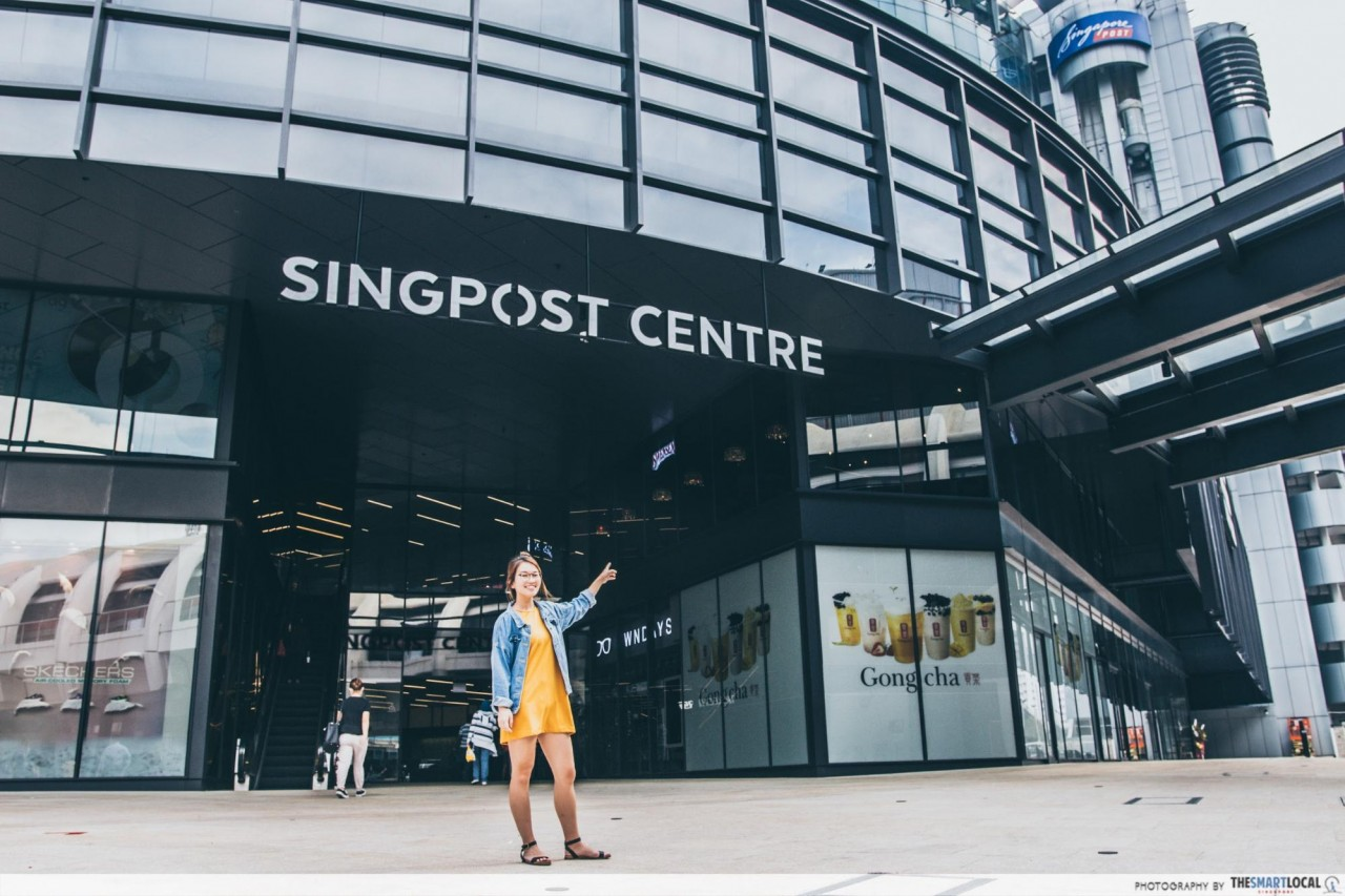 singpost centre singapore