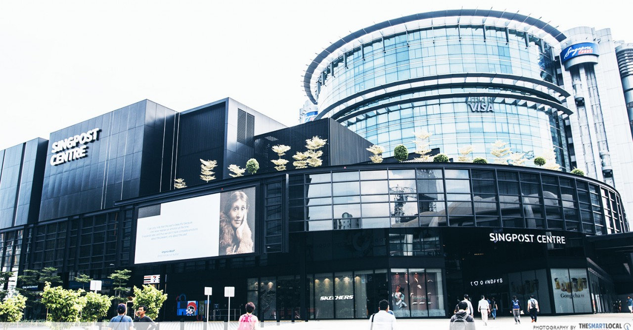 SingPost Centre Has Been Revamped And Easties Have A New Cinema ...
