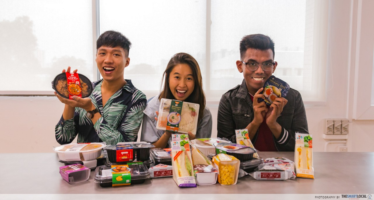 We Tried All Of 7-Eleven's Ready-To-Eat Items And Ranked The Top 10