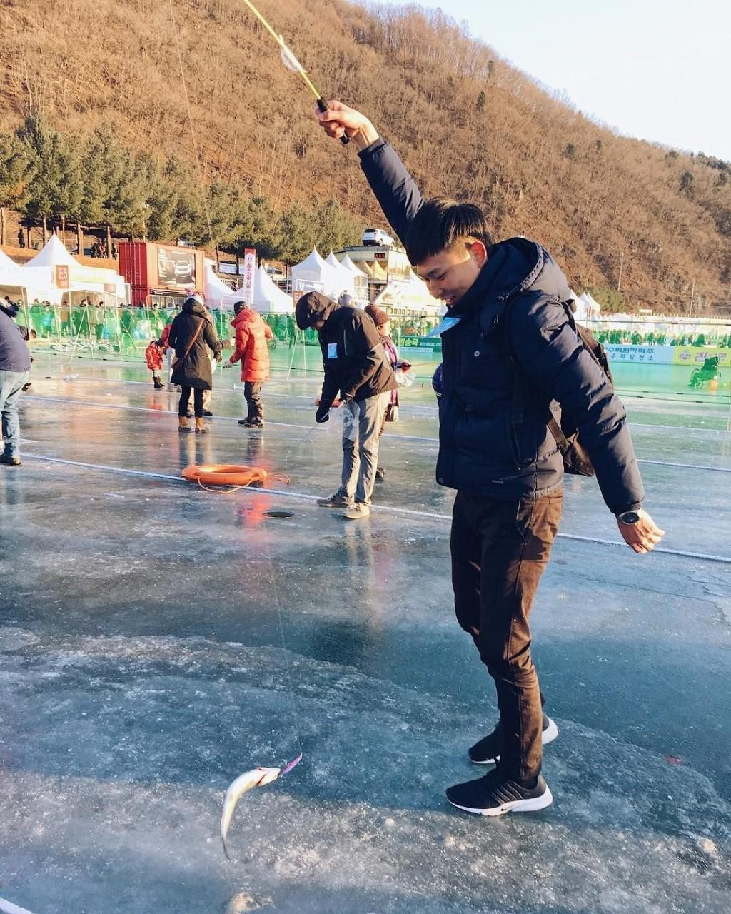 Hwacheon Trout Ice Festival