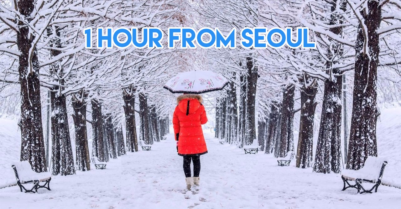 Korea Winter holiday destination