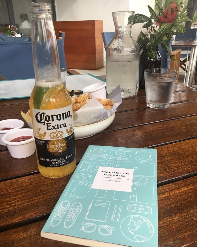books and beer sg