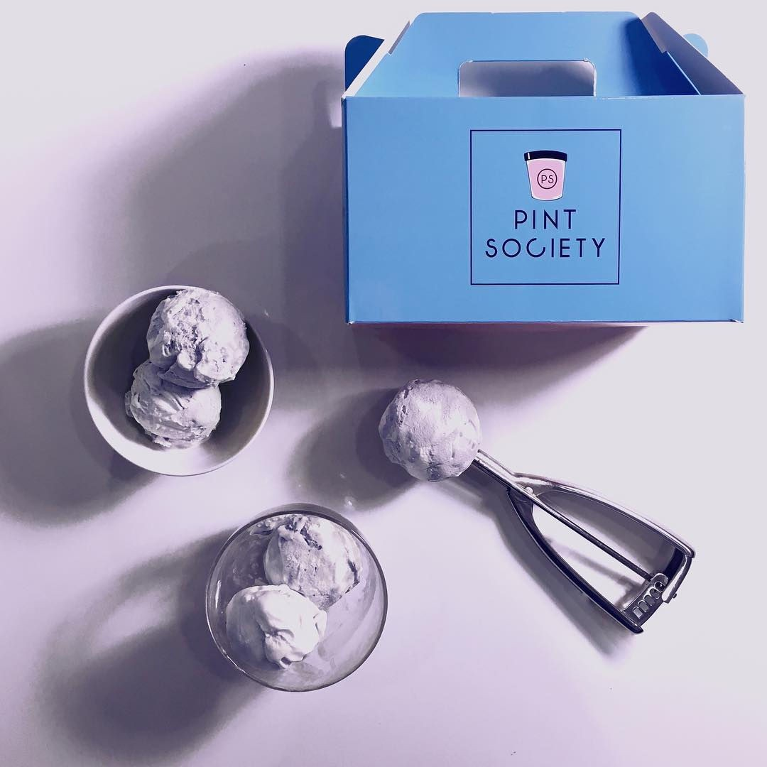 Pint Society Ice cream subscription service