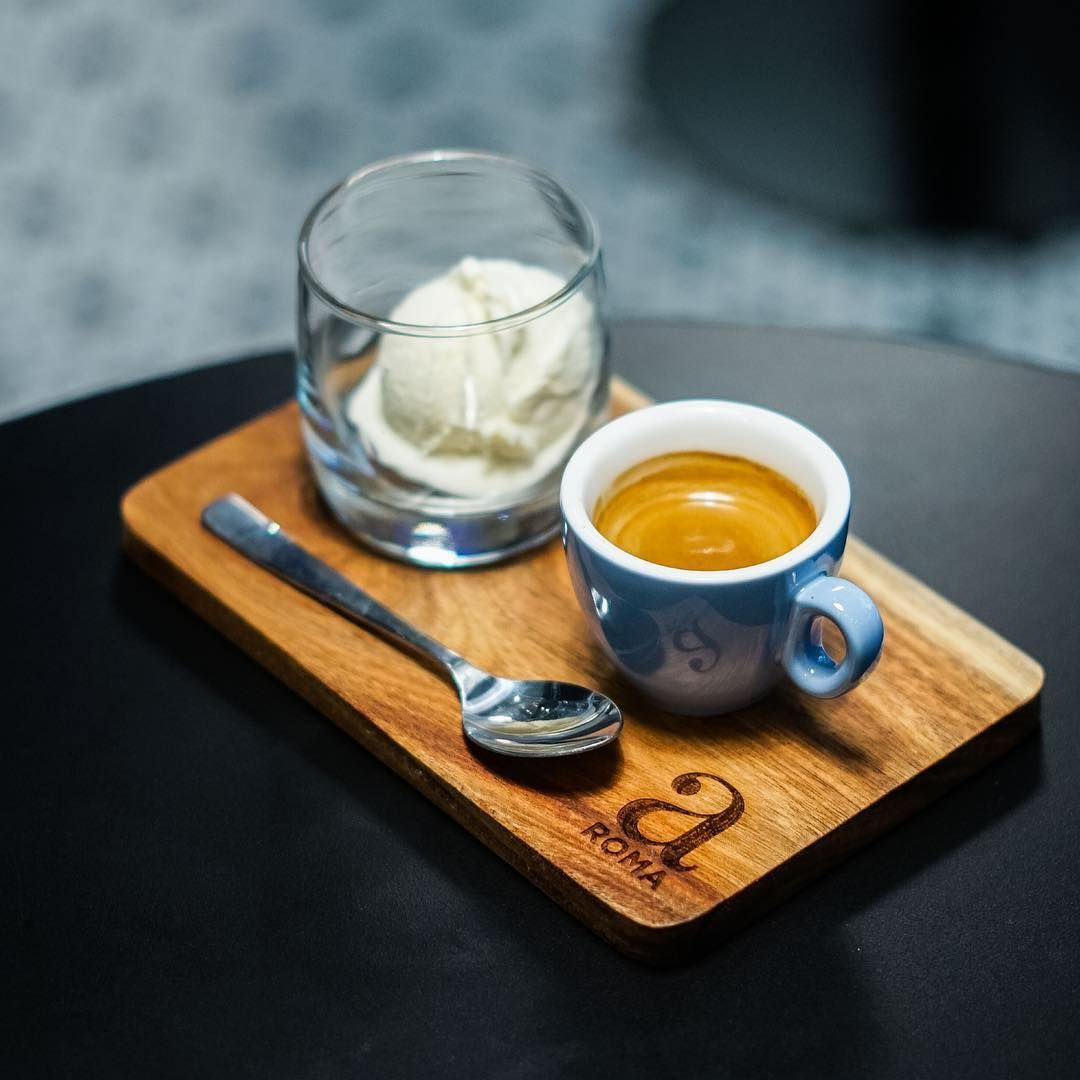 The month of Nom-vember (15) - Affogatto with gelato
