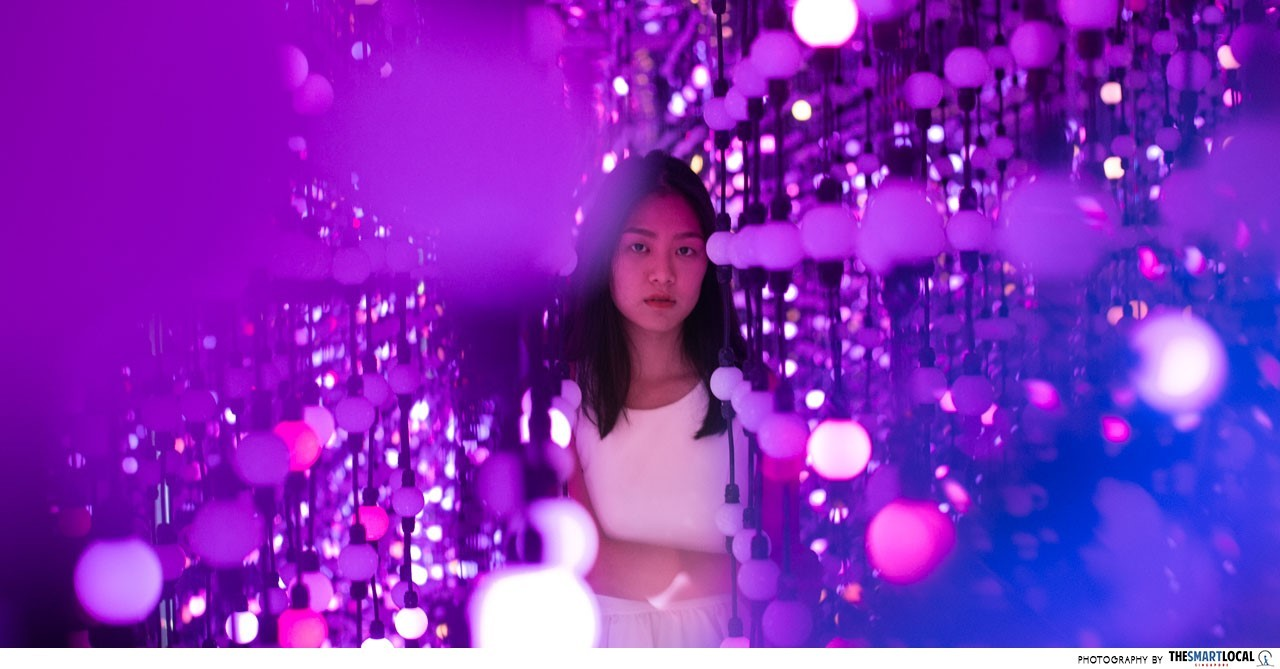 SK-II Has A New Pop-Up With Neon Installations In Orchard That IG Photographers Are Flocking To