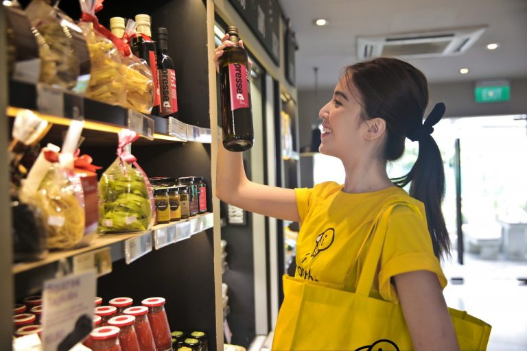 personal shopper at honestbee