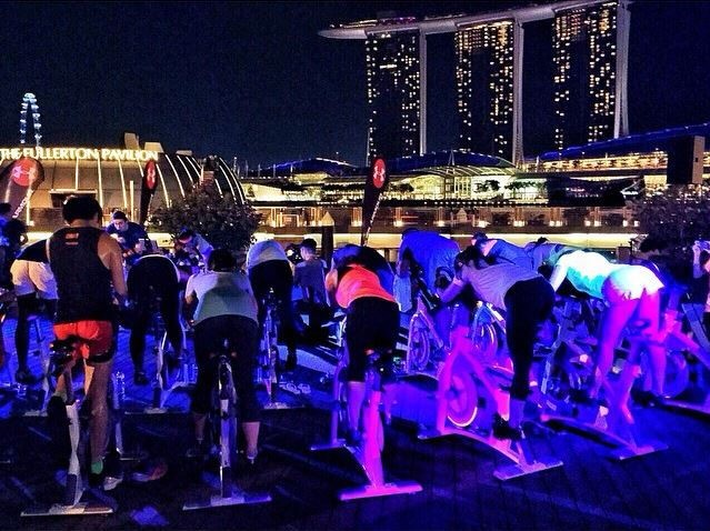Free fitness programme Singapore Armour@TheBay