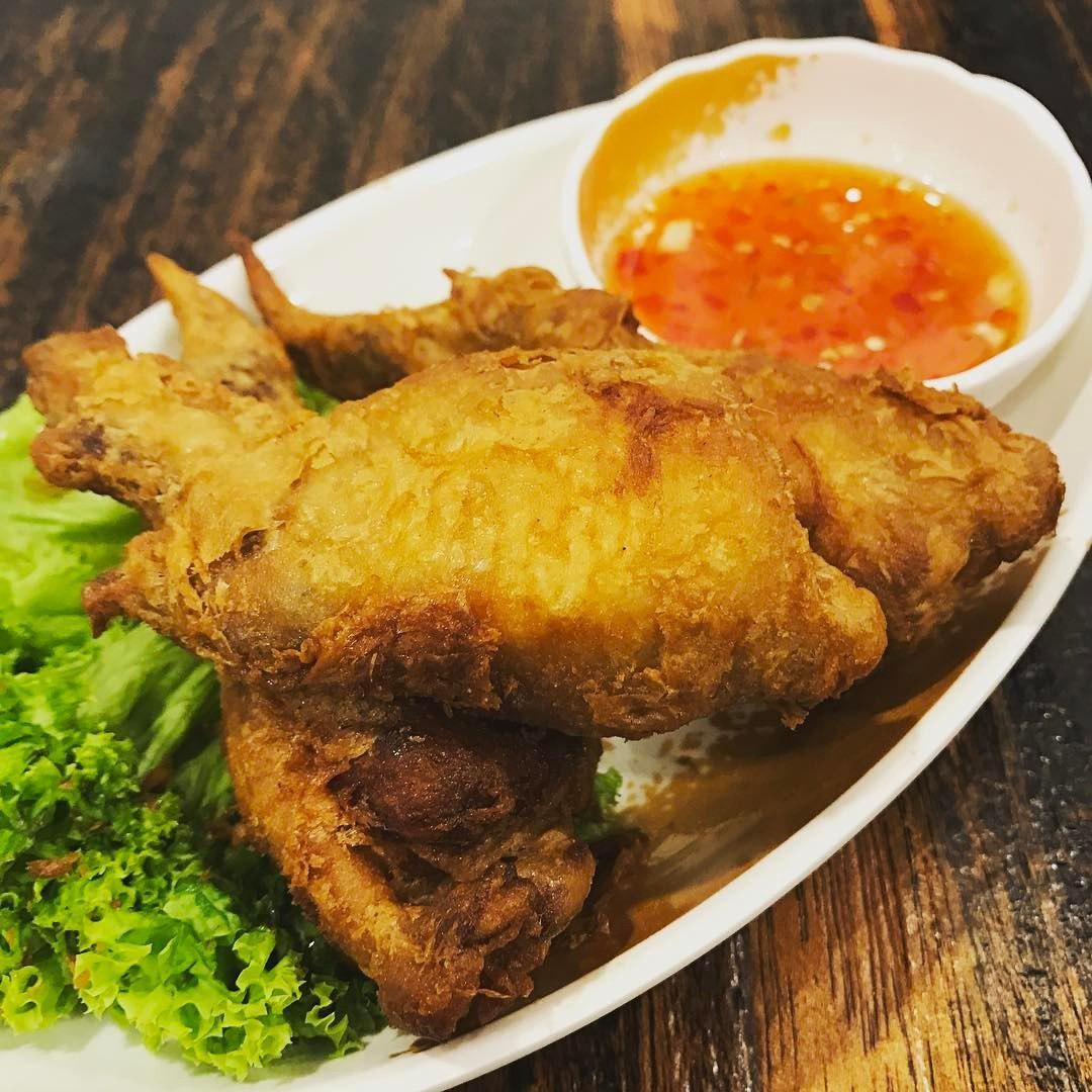 SG Food Masters - Stuffed Chicken Wing