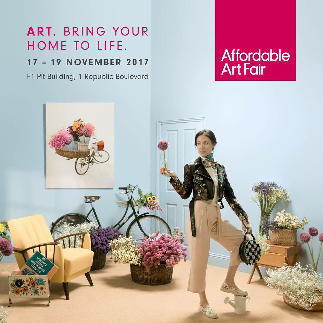 affordable art fair sg 2017