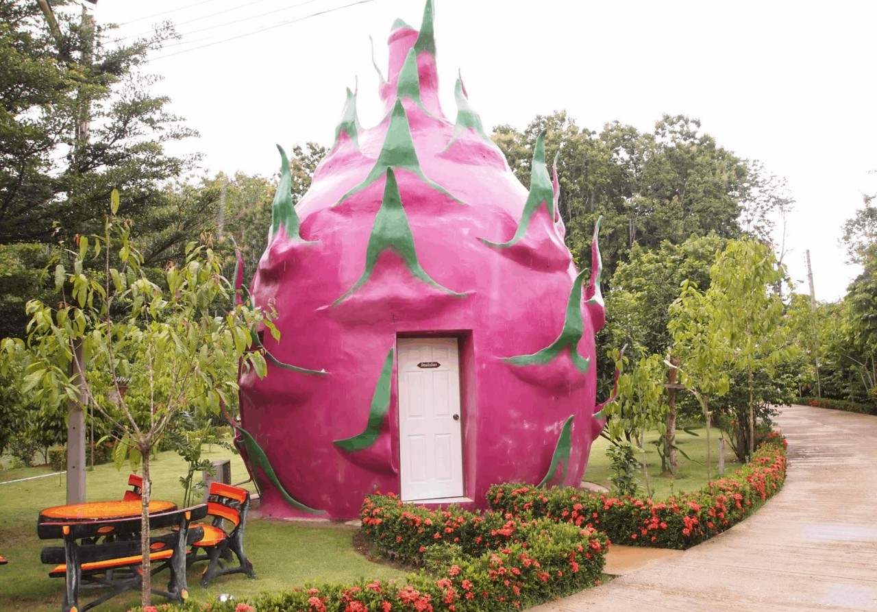 Cold places in Southeast Asia Kanchanaburi Fruit Hotel