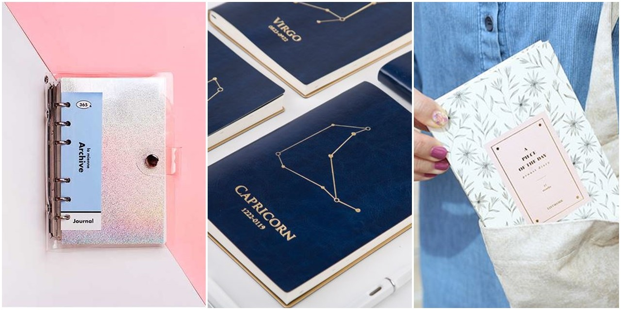 10 Quirky 2018 Taobao Planners From Just $4.20 To Get You On Track For The New Year